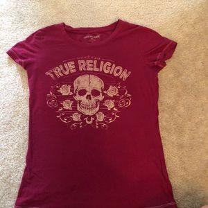 True Religion women's graphic tee